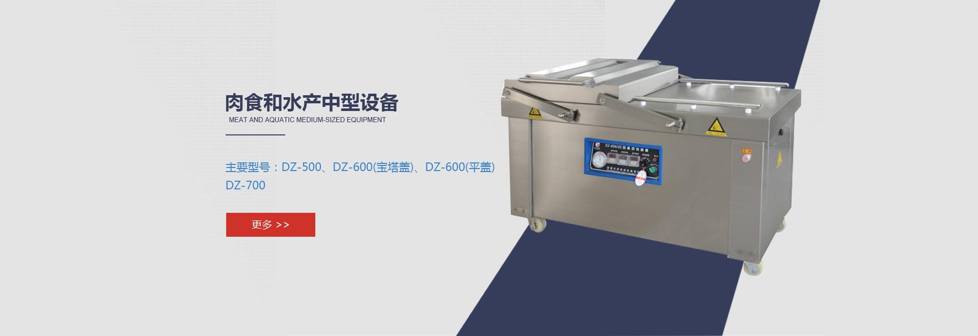 山东真空充氮包装机肉食和水产的中型设备